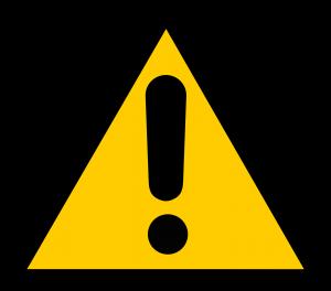 varoitusmerkki